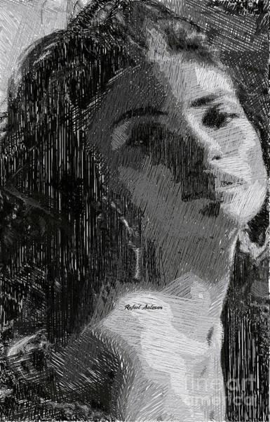 Digital Art - Ready For The New Year by Rafael Salazar