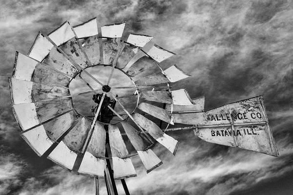 Wall Art - Photograph - Ready For Wind - #1 by Stephen Stookey