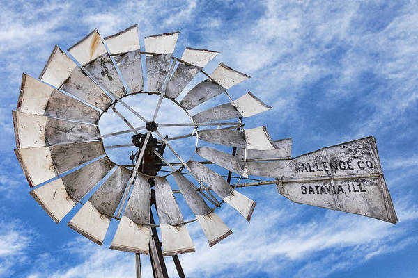 Wall Art - Photograph - Ready For Wind - #3 by Stephen Stookey