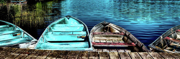 Photograph - Ready To Row by David Patterson