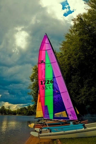 Photograph - Ready To Sail by David Patterson