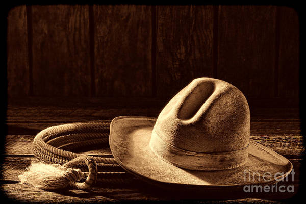 Photograph - Ready To Work by American West Legend By Olivier Le Queinec