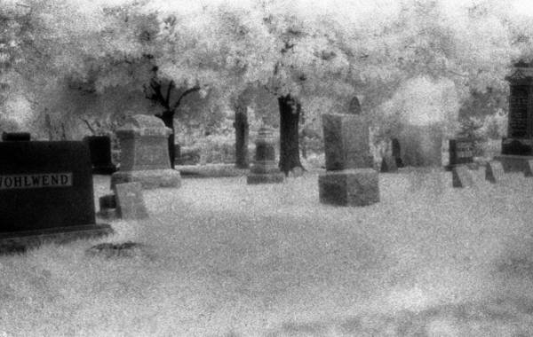 Real Ghosts Wall Art - Photograph - Real Ghost Picture  by Todd Spaur