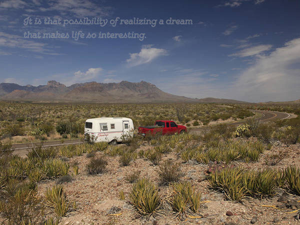Photograph - Realizing A Dream by Charles McKelroy