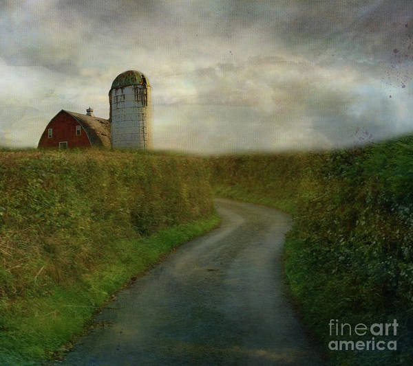 Corn Wall Art - Photograph - Realm Of The Unknown by AJ Yoder