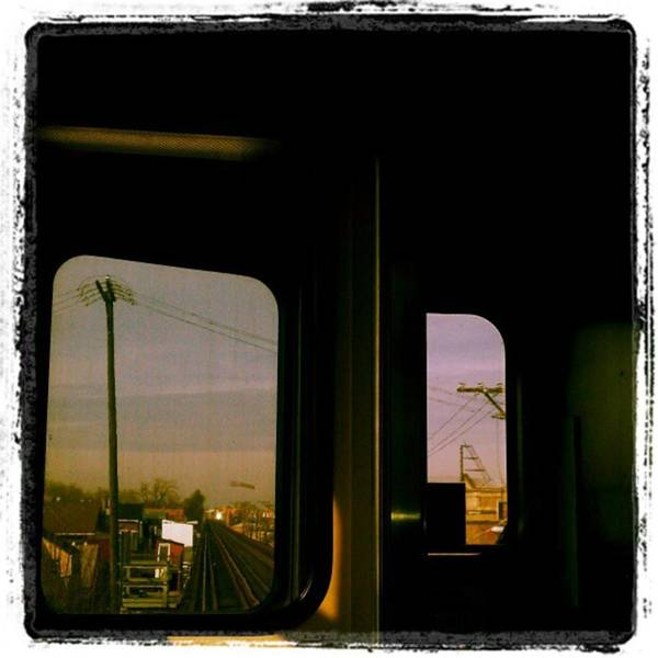 Photograph - Rear Car, Where We Came From Where by Tammy Winand