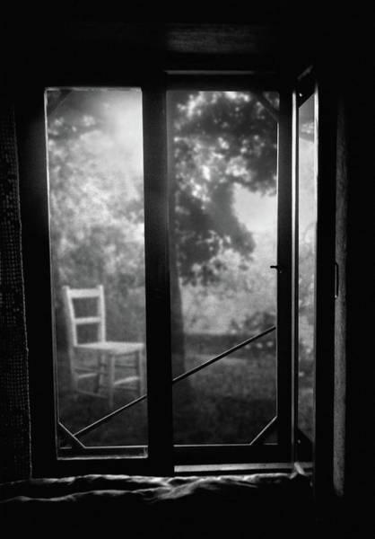 Tim Burton Wall Art - Photograph - Rear Window by Zapista Zapista