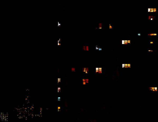 Photograph - Rear Windows by Rona Black