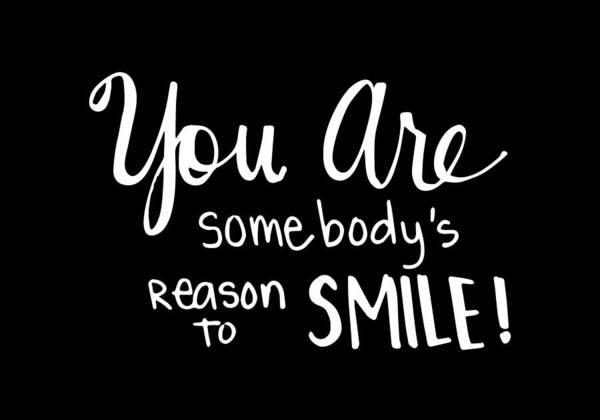 Digital Art - Reason To Smile by Nancy Ingersoll