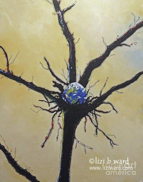 Painting - Rebirth by Lizi Beard-Ward