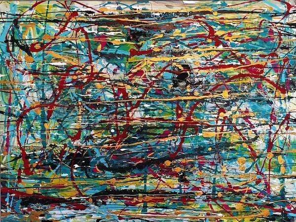 Painting - Reborn by Dane Newton