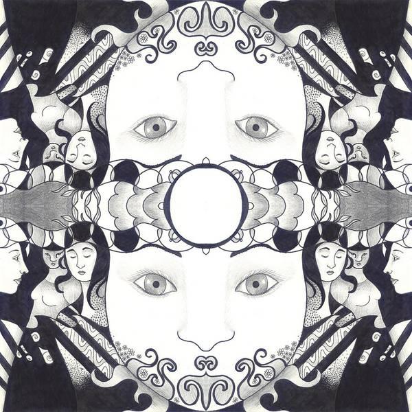 Digital Art - Recalling The Goddess 2 by Helena Tiainen