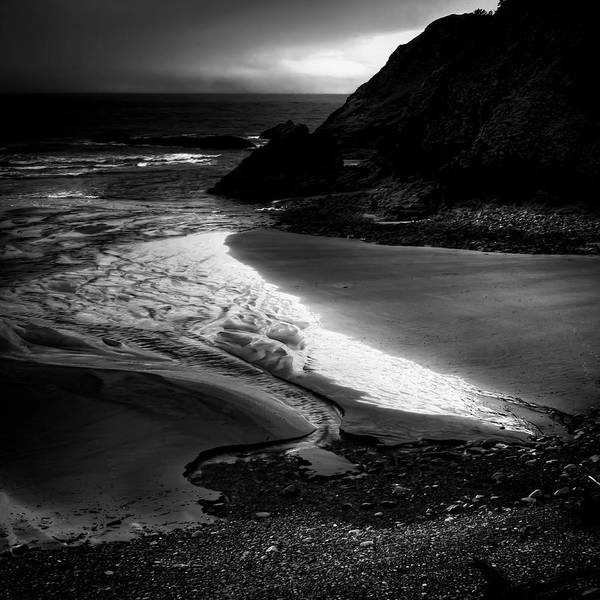 Photograph - Receding Tide by David Patterson