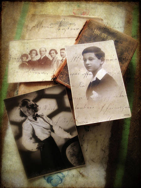 Photograph - Recollections  by Jessica Jenney