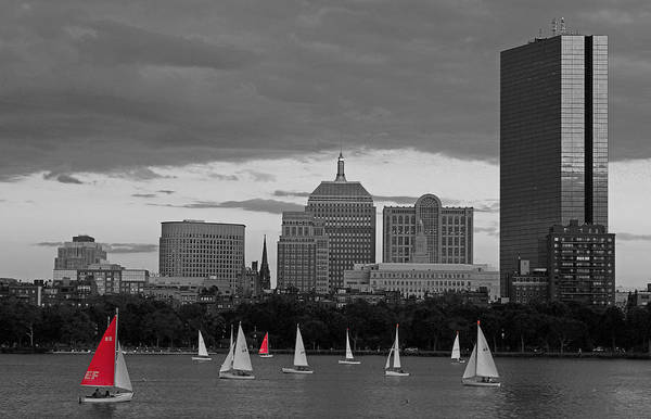 Photograph - Recreation In Boston  by Juergen Roth