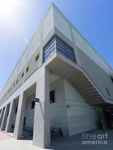 Wall Art - Photograph - Recreational Sports Facility At University Of California Berkeley Dsc6310 by Wingsdomain Art and Photography