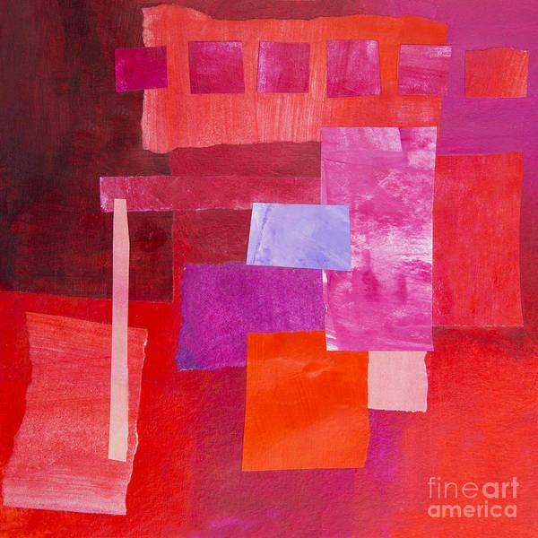 Mixed Media - Red 2 by Elena Nosyreva