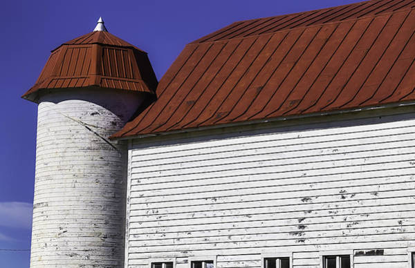 Wall Art - Photograph - Red Barn Close Up by Garry Gay