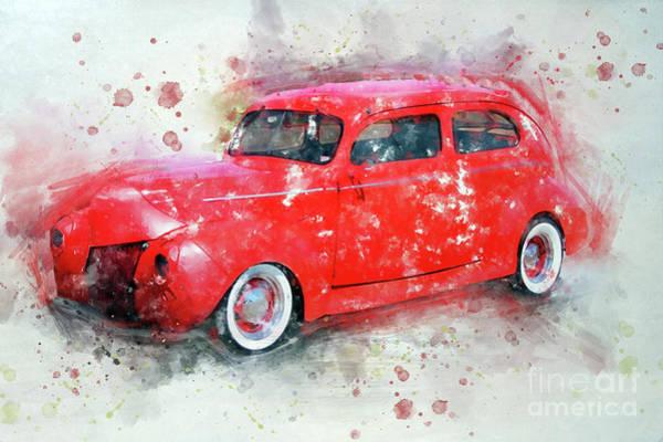 Photograph - Red Beauty by Teresa Zieba