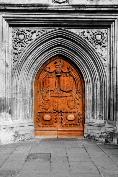 Wall Art - Photograph - Red Door by Greg Fortier
