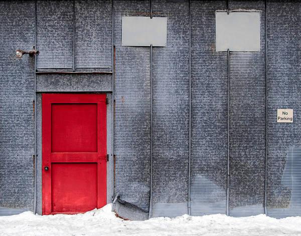 Photograph - Red Door To Summer by Todd Klassy