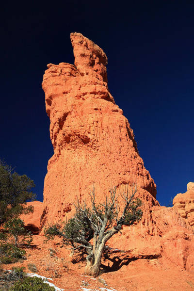 Photograph - Red Hoodoos Of Red Canyon State Park by Pierre Leclerc Photography