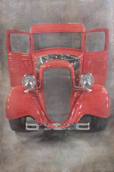 Digital Art - Red Hot Baby by Ramona Murdock