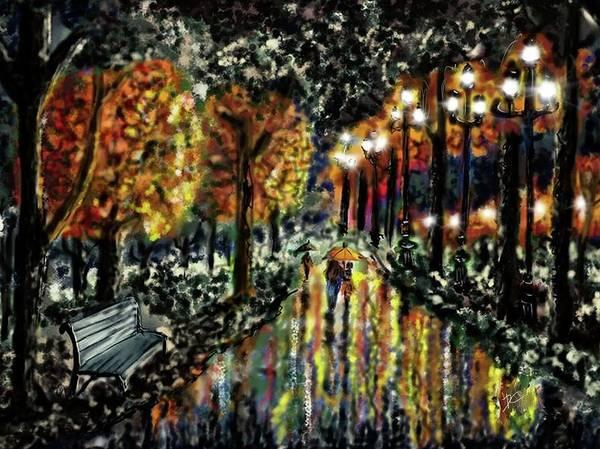 Digital Art - Red Pepper 3 by Darren Cannell