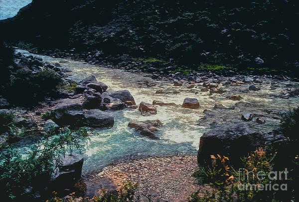 Queste Photograph - Red River And The Rio Grande 4 by Bob Phillips