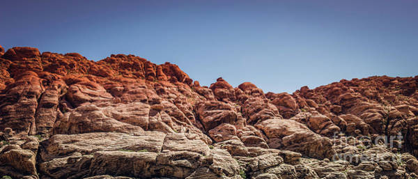 Photograph - Red Rock Canyon #1 by Blake Webster