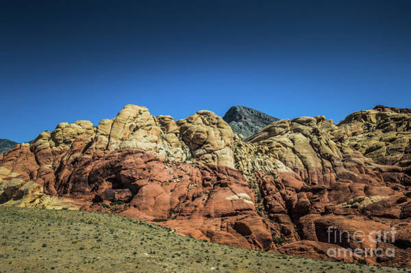 Photograph - Red Rock Canyon #10 by Blake Webster