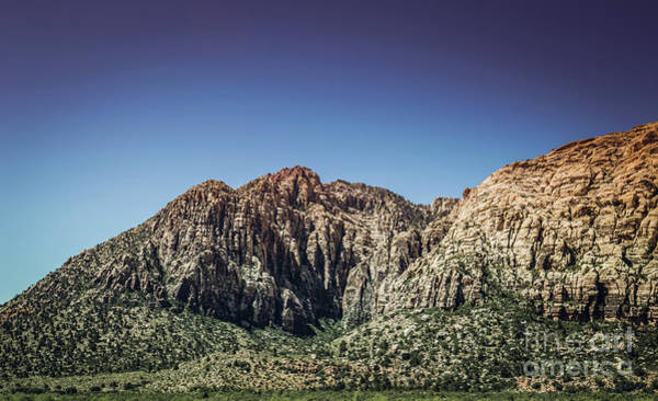 Photograph - Red Rock Canyon #12 by Blake Webster