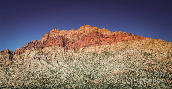 Photograph - Red Rock Canyon #14 by Blake Webster