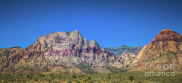 Photograph - Red Rock Canyon #21 by Blake Webster