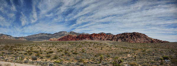 Photograph - Red Rock Canyon by Paulette B Wright