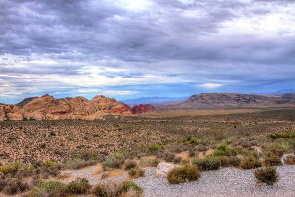 Photograph - Red Rock Canyon by Ree Reid