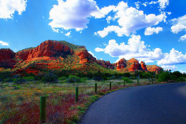 Photograph - Red Rock Country by Ola Allen