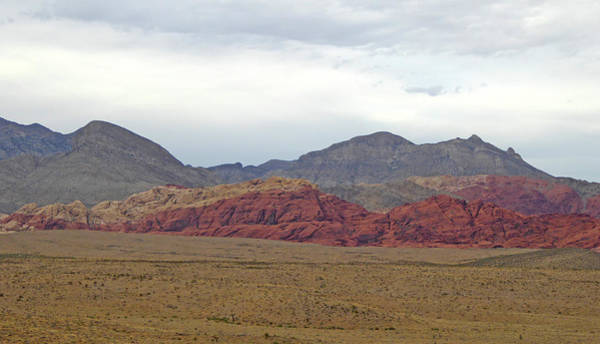 Photograph - Red Rock by Ree Reid