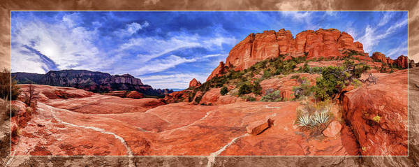 Photograph - Red Rock Beauty by ABeautifulSky Photography by Bill Caldwell