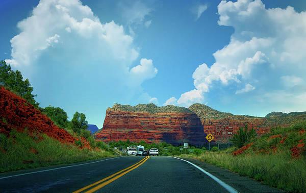 Photograph - Red Rock Splendor by Ola Allen