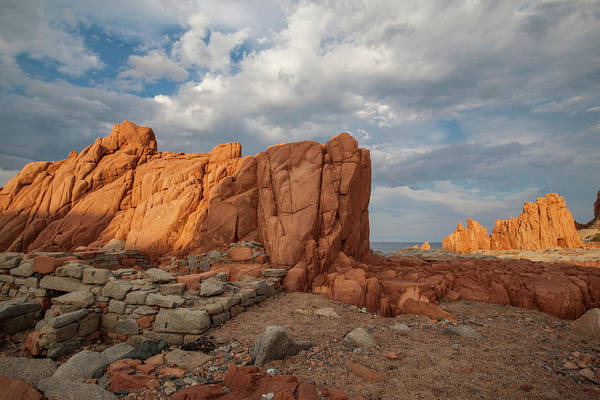 Photograph - Red Rocks  by Daniele Fanni
