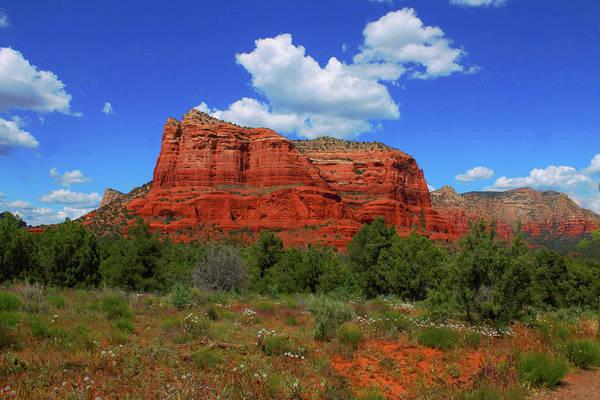 Photograph - Red Rocks Of Sedona Arizona by Ola Allen