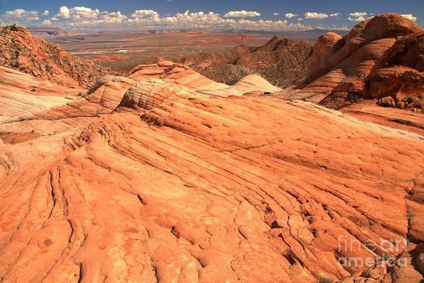Photograph - Red Rocks Plateau by Adam Jewell