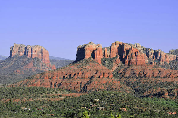 Photograph - Red Rocks Sedona by Grace Dillon