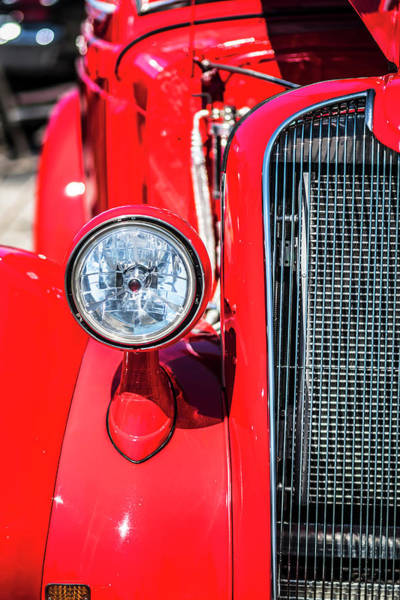 Photograph - Red Rod by Van Sutherland
