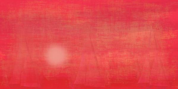 Painting - Red Sails In The Sunset Abstract by David Dehner