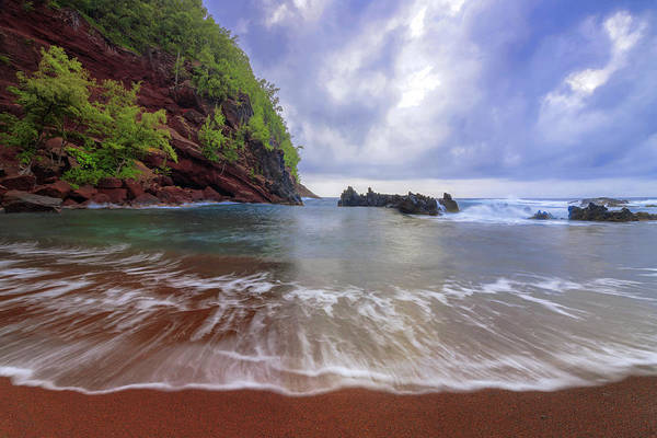 Wall Art - Photograph - Red Sand by Chad Dutson