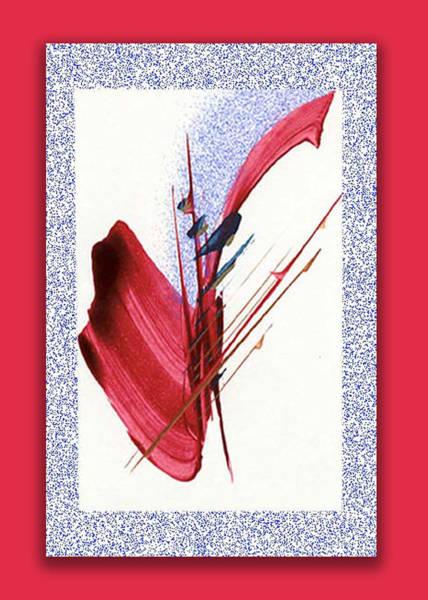 Painting - Red Sax by Thomas Lupari