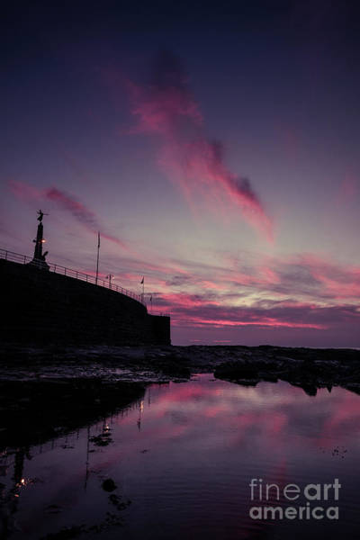 Photograph - Red Sky At Night by Keith Morris