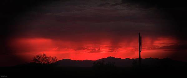 Photograph - Red Sky At Night by Rick Furmanek